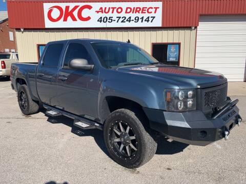 2013 GMC Sierra 1500 for sale at OKC Auto Direct in Oklahoma City OK