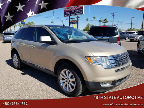 2007 Ford Edge for sale at 48TH STATE AUTOMOTIVE in Mesa AZ