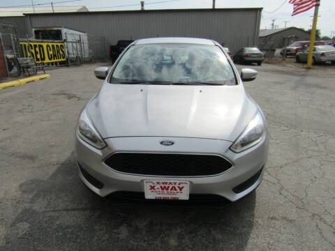 2015 Ford Focus for sale at X Way Auto Sales Inc in Gary IN