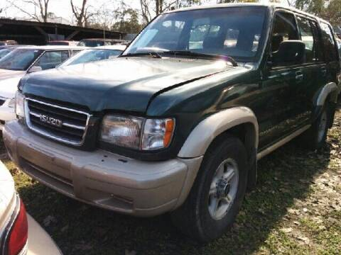 1998 Isuzu Trooper for sale at Ody's Autos in Houston TX