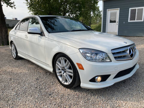 2009 Mercedes-Benz C-Class for sale at MINNESOTA CAR SALES in Starbuck MN