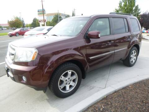 2009 Honda Pilot for sale at Ideal Cars and Trucks in Reno NV