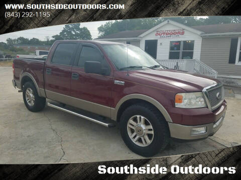 2005 Ford F-150 for sale at Southside Outdoors in Turbeville SC