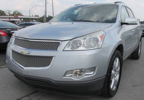 2012 Chevrolet Traverse for sale at Express Auto Sales in Lexington KY