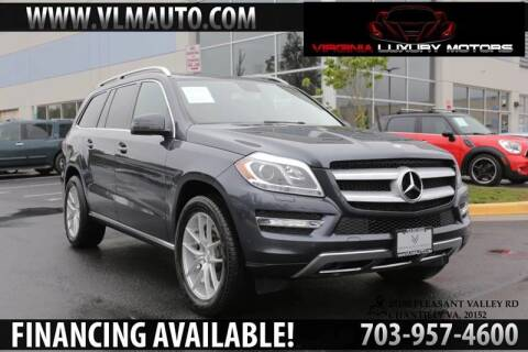 2013 Mercedes-Benz GL-Class for sale at Used Imports Auto - Virginia Luxury Motors in Chantilly GA