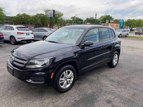 2012 Volkswagen Tiguan for sale at BWK of Columbia in Columbia SC