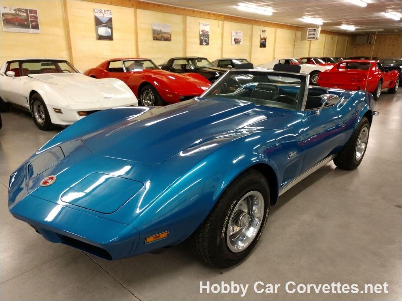 1973 Chevrolet Corvette 2