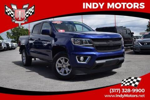 2016 Chevrolet Colorado for sale at Indy Motors Inc in Indianapolis IN