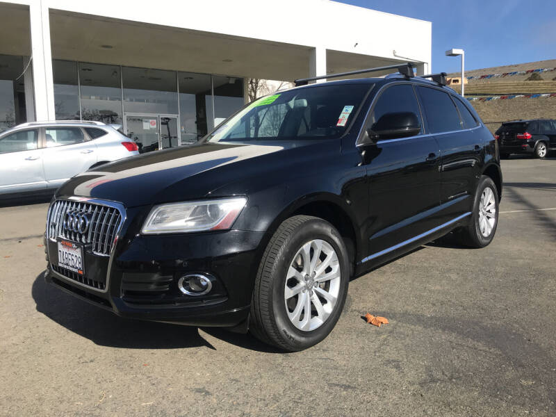 2013 Audi Q5 for sale at Autos Wholesale in Hayward CA