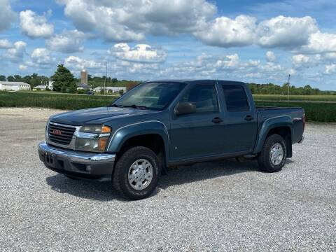 2007 GMC Canyon for sale at CMC AUTOMOTIVE in Roann IN