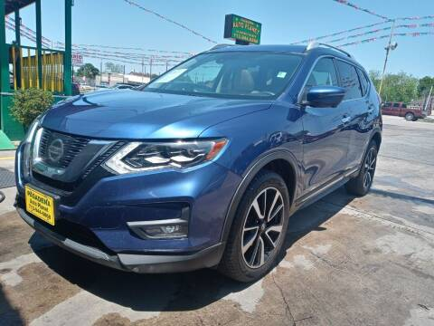 2017 Nissan Rogue for sale at Pasadena Auto Planet in Houston TX