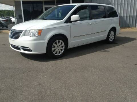 2014 Chrysler Town and Country for sale at Darryl's Trenton Auto Sales in Trenton TN