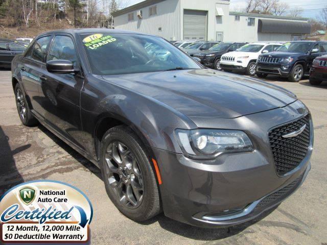 2016 Chrysler 300 for sale at Jon's Auto in Marquette MI