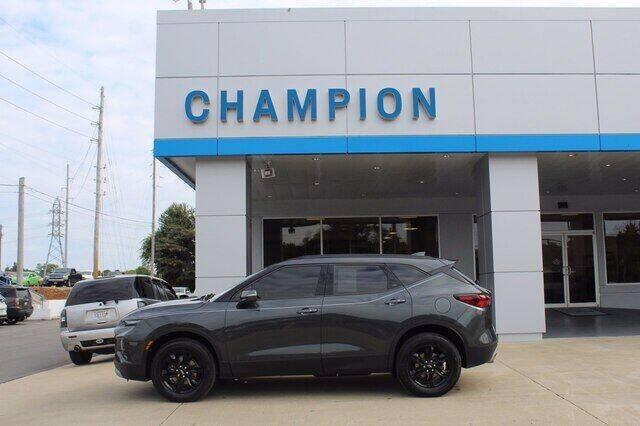 2020 Chevrolet Blazer for sale at Champion Chevrolet in Athens AL