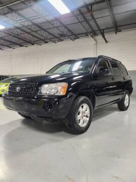 2002 Toyota Highlander for sale at Brian's Direct Detail Sales & Service LLC. in Brook Park OH