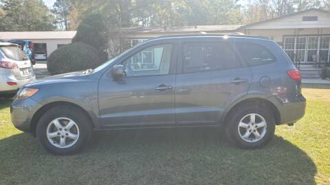 2007 Hyundai Santa Fe for sale at Joye & Company INC, in Augusta GA