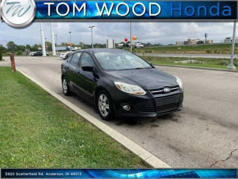 2012 Ford Focus for sale at Tom Wood Honda in Anderson IN