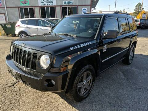 2010 Jeep Patriot for sale at Richland Motors in Cleveland OH