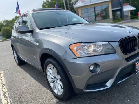 2013 BMW X3 for sale at Nasa Auto Group LLC in Passaic NJ