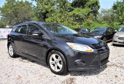2014 Ford Focus for sale at Premier Auto & Parts in Elyria OH