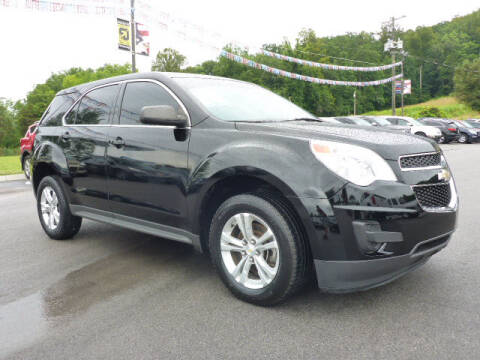 2015 Chevrolet Equinox for sale at Viles Automotive in Knoxville TN