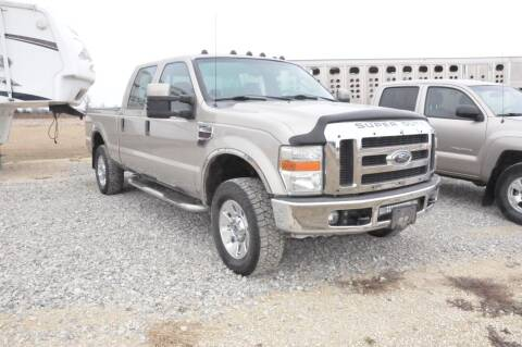 2008 Ford F-250 Super Duty for sale at Brett's Automotive in Kahoka MO