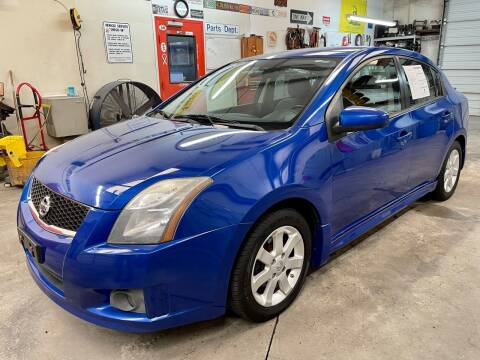 2010 Nissan Sentra for sale at Vanns Auto Sales in Goldsboro NC