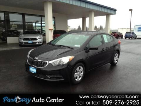 2015 Kia Forte for sale at PARKWAY AUTO CENTER AND RV in Deer Park WA