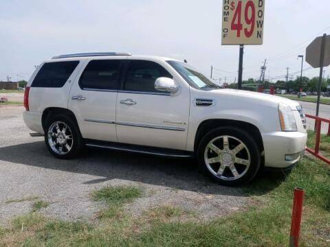 2009 Cadillac Escalade Hybrid for sale at USA Auto Sales in Dallas TX