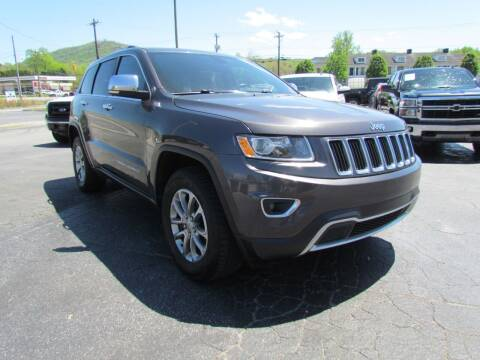 2015 Jeep Grand Cherokee for sale at Hibriten Auto Mart in Lenoir NC