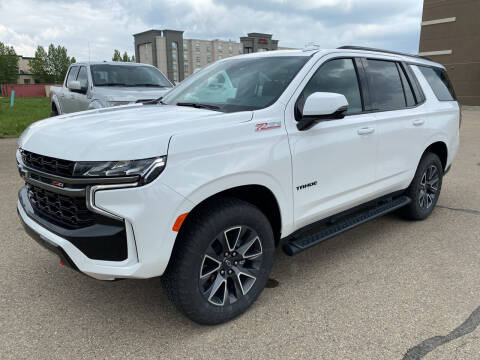 2021 Chevrolet Tahoe for sale at Truck Buyers in Magrath AB