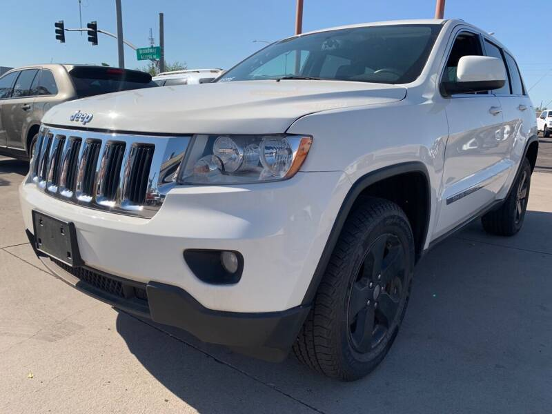 2011 Jeep Grand Cherokee for sale at Town and Country Motors in Mesa AZ