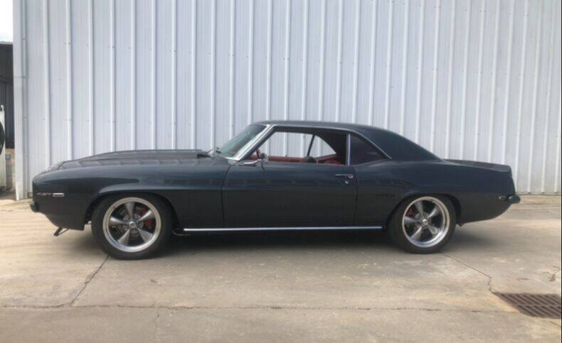 1969 Chevrolet Camaro for sale at Bayou Classics and Customs in Parks LA
