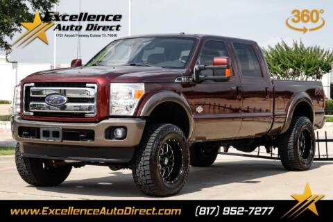 2016 Ford F-250 Super Duty for sale at Excellence Auto Direct in Euless TX