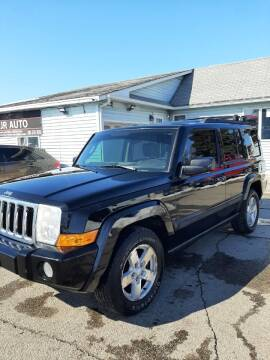 2008 Jeep Commander for sale at JR Auto in Brookings SD