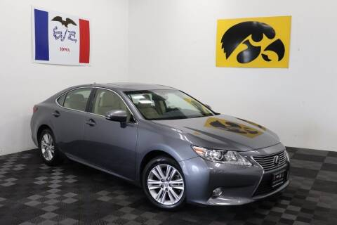 2014 Lexus ES 350 for sale at Carousel Auto Group in Iowa City IA
