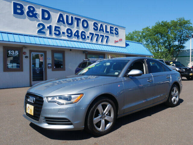 2012 Audi A6 for sale in Fairless Hills, PA