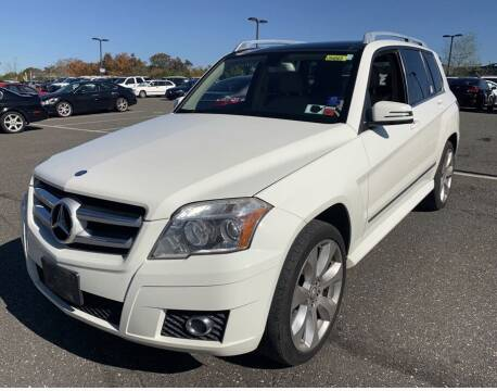 2010 Mercedes-Benz GLK for sale at Primary Motors Inc in Commack NY