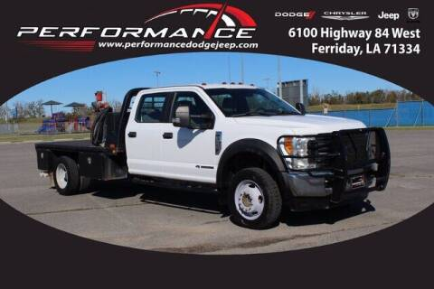 2017 Ford F-550 Super Duty for sale at Performance Dodge Chrysler Jeep in Ferriday LA