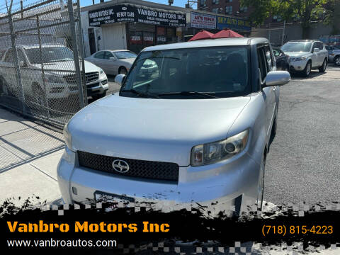 2009 Scion xB for sale at Vanbro Motors Inc in Staten Island NY