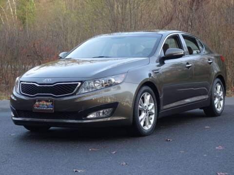 2011 Kia Optima for sale at Auto Mart in Derry NH
