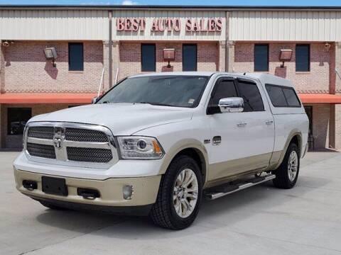 2014 RAM Ram Pickup 1500 for sale at Best Auto Sales LLC in Auburn AL