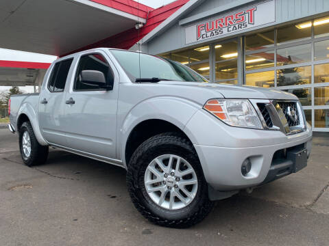 2018 Nissan Frontier for sale at Furrst Class Cars LLC in Charlotte NC