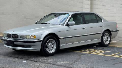 2001 BMW 7 Series for sale at Carland Auto Sales INC. in Portsmouth VA