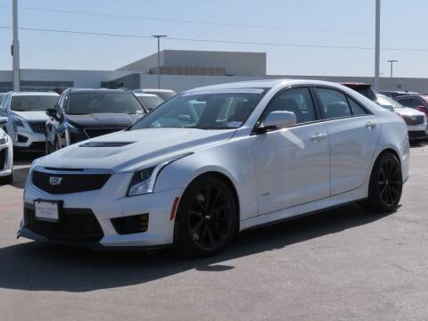 2017 Cadillac ATS-V for sale at Ron Carter  Clear Lake Used Cars in Houston TX