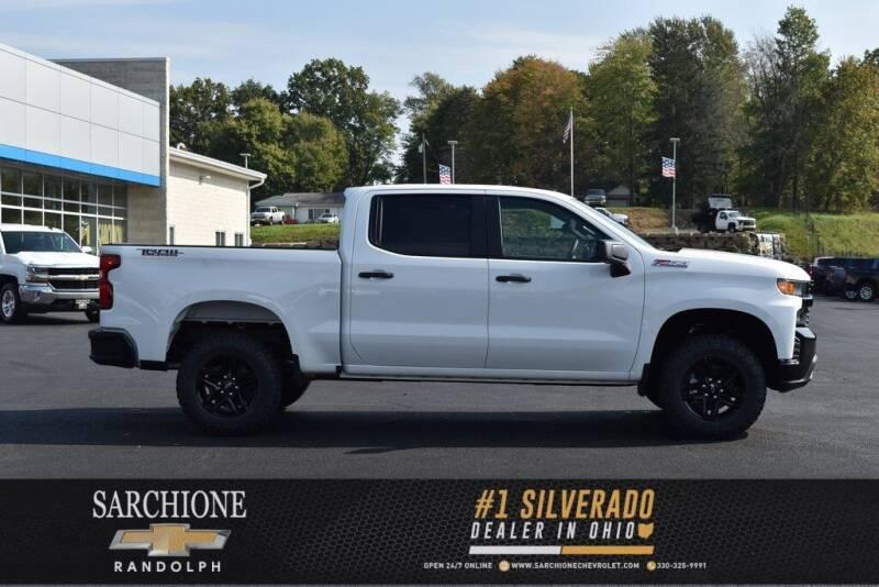 2021 Chevrolet Silverado 1500 for sale in Randolph, OH