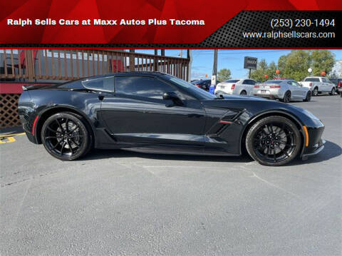 2017 Chevrolet Corvette for sale at Ralph Sells Cars at Maxx Autos Plus Tacoma in Tacoma WA
