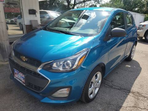 2019 Chevrolet Spark for sale at New Wheels in Glendale Heights IL