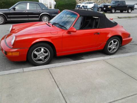 1994 Porsche 911 for sale at Nelsons Auto Specialists in New Bedford MA