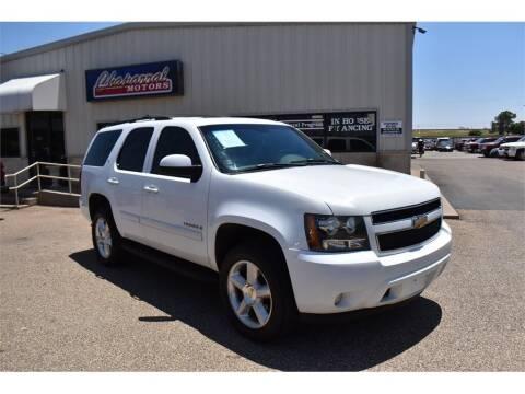 2007 Chevrolet Tahoe for sale at Chaparral Motors in Lubbock TX